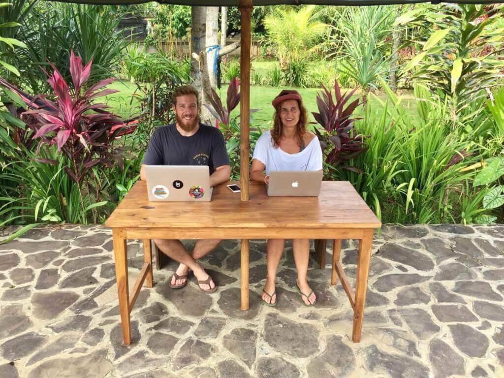 VISA für digitale Nomaden